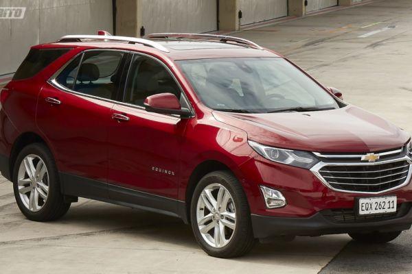 Chevrolet disponibiliza Equinox LT para o público PcD
